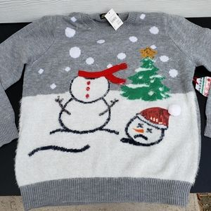 Christmas ugly sweater Xl